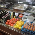 研究学園の安くて美味しい定食屋さん「ほまれ菜食堂」