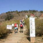ゆうママ家族、筑波山登山に挑戦!