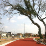 みらい平地区に新しい公園が開園!