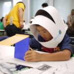宇宙飛行士をプチ体験!JAXAの「サマーラボ2013」