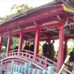 神様の衣替え!筑波山神社の「御座替祭」