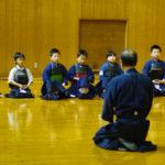 武士道の精神「つくば少年剣友会」