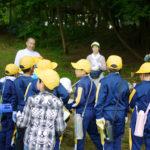 里山は子どもの宝箱!「十和小学校の城山探検」