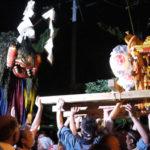 これがつくばの喧嘩祭!?「小田祇園祭」
