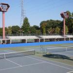 テニスの聖地!?「筑波北部公園」