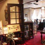 M's Tea Roomでアフタヌーンティーを楽しみました♪