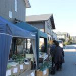 季節の間に間に「まにまにマーケット」in守谷