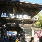 初詣は筑波山神社♪