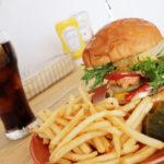 ボリューム満点!ハンバーガー専門店「Parkside Burger Raku」