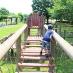 家族みんなで楽しめる 「小貝川スポーツ公園」