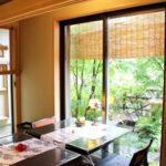 日本文化を楽しむ和カフェ「NAMICHIDORI茶房」