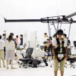筑波大学の世界最大VR空間「エンパワースタジオ」で、VRの祭典が開催!