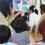 相互保育で、人と地域とつながる育児を。つくば市乳幼児学級