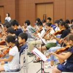 小学生から大学生まで、共に奏でる歓びを♪「筑波ジュニアオーケストラ」
