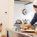 その体験が自信になる。子どもと親の料理教室「ふくふく」