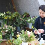 つくばの地で、季節を、想いを束ねる花屋「Blanc」