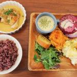 自然の中で野菜のおいしいランチを―つくば市吉瀬「食堂三日月」―