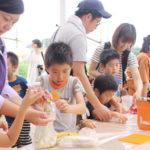 畑の真ん中で食育に触れる!つくばの食育教室「ふくふく」のクッキングイベント
