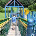 緑豊かな公園へ遊びに行こう♪「北園森林公園」「守谷城址公園」