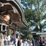 ~我が家の恒例行事~筑波山神社から始まる新しい一年