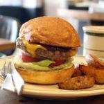 日常に、おいしい笑顔と「M.S.B hamburger & sandwich」
