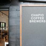 雨の日こそ素敵なカフェ時間を~Chapio Coffee Brewers~