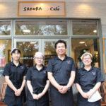 心地よいひとときを過ごせる 松代「SAKURA Cafe」
