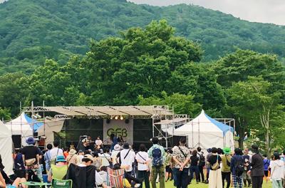 家族や友だち、一人でも楽しめる!筑波山麓の野外音楽イベント「GFB'19(つくばロックフェス)」へ