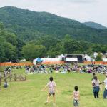 筑波山麓の野外音楽イベント「GFB'19(つくばロックフェス)」へ