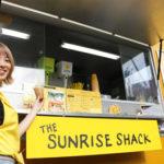 つくば初上陸!新感覚コーヒー「THE SUNRISE SHACK」