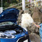 交通安全祈願☆車のお祓いも筑波山神社で