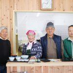宝篋山の麓、小田の街に誕生「小さな街の駅 TAMARIBAR」