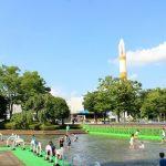 過去~現在~未来のつながりを感じて。中央公園エリアで遊ぼう!