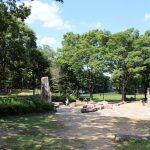 緑と水に囲まれた公園 つくば市「並木公園」