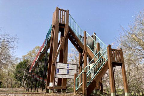 つくばみらい市「絹の台桜公園」