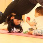 ~赤ちゃんと一緒に笑顔あふれるママになろう~「ベビー&ママヨガ」
