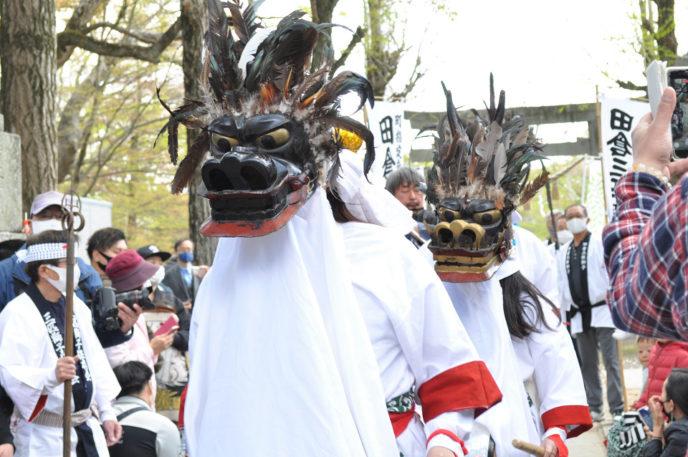 金村別雷神社 例大祭