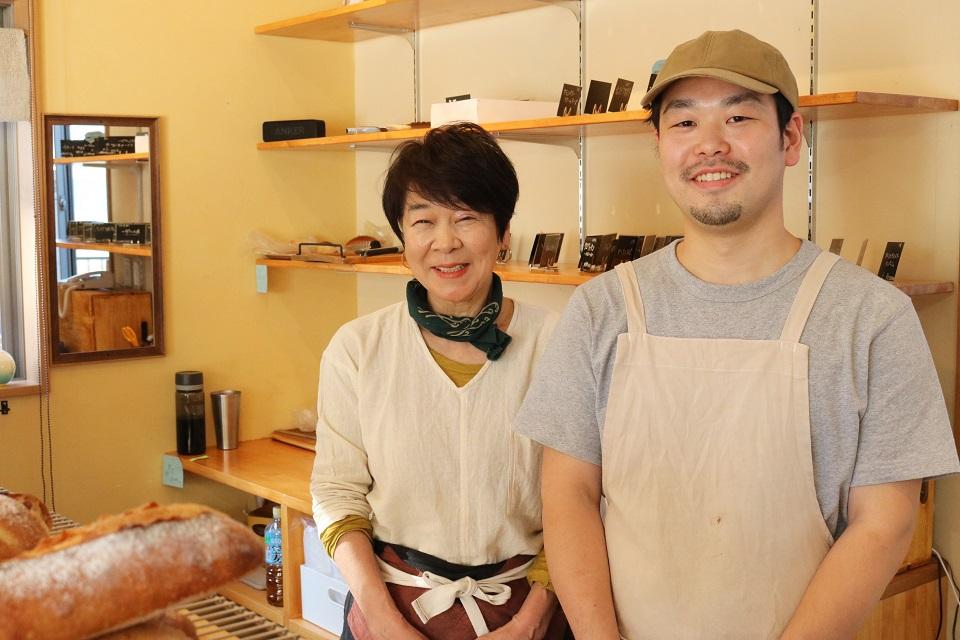 日々の食卓に、日常に寄り添うパン~Katami Bakery~