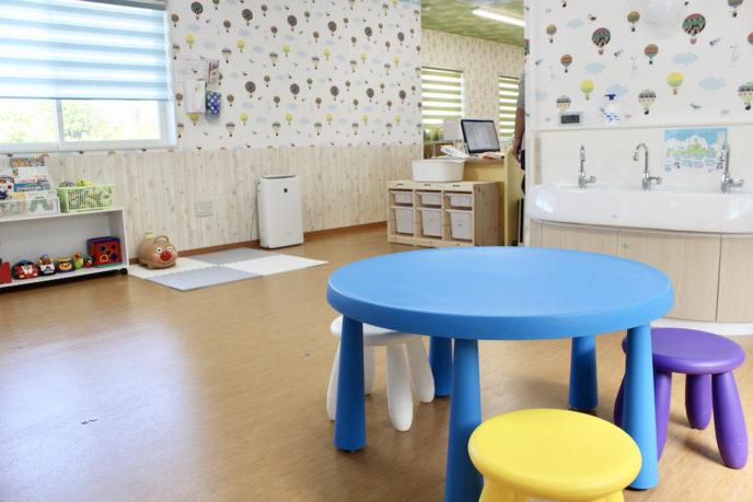 病児保育室「こびとさんのおうち」