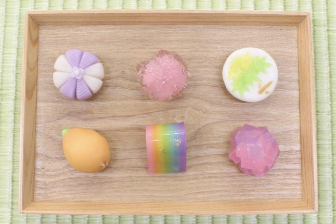 まるやま千栄堂 - 季節の上生菓子